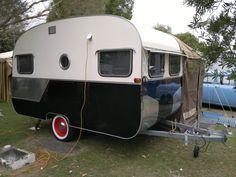 caravan cool exterior - Google Search