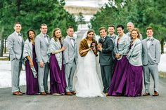 Two Veterinarians Got Married And Had Rescue Kittens At Their Wedding