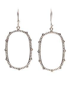 Sylva & Cie Urchin Earrings