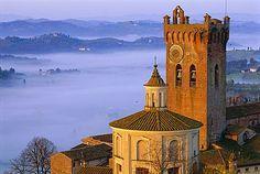 San Miniato, Tuscany, Italy - 712-628