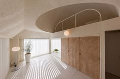 Maximizing the potential of minimal space, Tokyo-based Hiroyuki Ogawa Architects unveil an elegant approach to open-plan living. Situated in a multistory building, a stone's throw from the bustling Shibuya center, the tiny Tokyo apartment offers an escape from the chaos of city life.