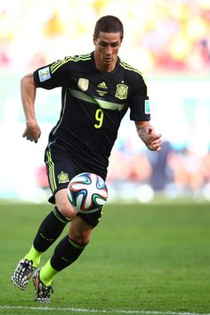 Fernando Torres Photos: Australia v Spain: Group B - 2014 FIFA World Cup Brazil