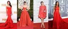 Che trucco abbinare al vestito? Abiti rossi