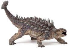 Ankylosaurus Dinosaur Figure Model Toy Papo