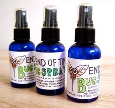 DIY bug spray- repinned this once but doing it again because I tried this and and am happy with results! The oils I used were citronella, lemongrass, and a little tea tree. I dont know about other bugs, but helped with mosquitos. Happy to not be spraying the DEET! Tea tree is supposed to help with chiggers and ticks- but I have only tested on the patio for mosquitos.