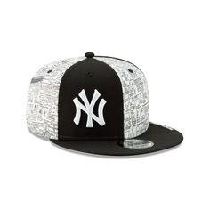 5bc9b4b750ca3 Koi Hats · NEW YORK YANKEES BASQUIAT TUXEDO 9FIFTY SNAPBACK