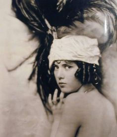 Alfred Cheney Johnson:  Kathleen Ardella, Ziegfeld GIRL  1920