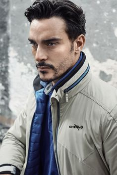 Chervò - Man golf outfit: Jacket MEDIO 914
