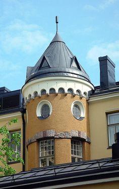 Helsinki architecture Helsinki, Voyager Loin, Scandinavian Countries, Art Nouveau Architecture, Iglesias, Baltic Sea, Capital City, Knob, Around The Worlds