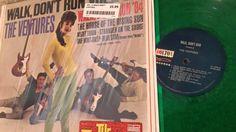 The Ventures - Walk Don't Run '64 vol. 2 Full Album [HQ vinyl LP]