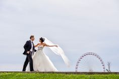 Real CHICago Wedding: Daniella & Marty Love Takes Center Stage | Jai Girard Photography