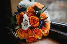 Orange Rose Wedding Bouquet | By Sammy Taylor Wedding Photography | Wedding Flowers | Bright Wedding Bouquet | Bright Wedding Flowers | Bridal Bouquet | Multicultural Wedding | Bridesmaid Bouquet | Bridal Flowers Wedding Bridesmaid Bouquets, Summer Wedding Bouquets, Rose Wedding Bouquet, Bright Wedding Flowers, Bridal Flowers, Multicultural Wedding, Orange Roses, Rustic Wedding, Wedding Flowers