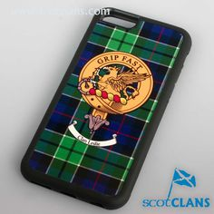 Clan Leslie iPhone Cover