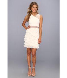 BCBGMAXAZRIA Jaya Pleated Sleeveless Dress - NST6Y428