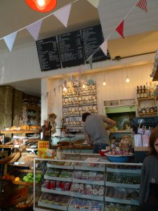 The Haberdashery Coffee shop Could there be anything better?  Haberdashery and coffee!!!?