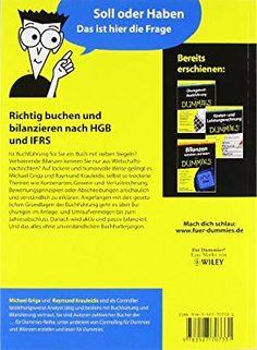 Buchfuhrung Und Bilanzierung Fur Dummies Michael Griga Raymund Krauleidis Amazon De Bucher Buchfuhrung Bucher Buchhaltung