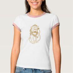 Oz - Teary Eyed Cowardly Lion Tee