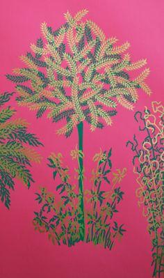 Osborne and Little Aravalli Wallpaper Samples, Fabric Wallpaper, Cool Wallpaper, Pattern Wallpaper, Wallpaper Decor, Custom Wallpaper, Luxury Wallpaper, Designer Wallpaper, Osborne And Little Wallpaper