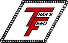 Thar Ranch Productions   SPONSORS Thar's Feed