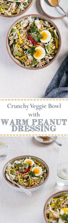 Crunchy Veggie Bowl