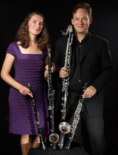 Bohlen-Pierce soprano and tenor clarinets, bass and soprano clarinets