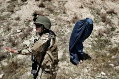 May 12, 2013. Members of Afghan special forces during a training exercise on the outskirts of Kabul. Afghanistan's army is training female s...