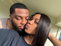 Find images and videos about couple and black couples on We Heart It - the app to get lost in what you love. Young Black Couples, Cute Black Couples, Black Couples Goals, Cute Couples Goals, Couple Goals, Couple Relationship, Cute Relationship Goals, Cute Relationships, Boyfriend Goals