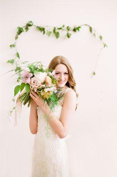 Boho bridal inspiration  http://weddingsparrow.co.uk/2014/07/25/boho-bridal-inspiration/