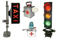 #Industrial, #Lamp, #Light, #Robot, #Upcycled, #Vintage