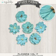 Flowers Vol 17