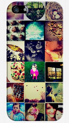 #Make a cell #phonecase using your #Instagram shots / #Casetagram.