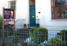 Holst's birthplace.