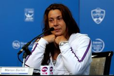 """8/14/14 Marion Bartoli announces her retirement from tennis --   """"I congratulate Marion on her long, successful career. She is an inspirational champion and a great ambassador for women's tennis that has dedicated her life to the sport and given so much back to the game,"""" said Stacey Allaster WTA Chairman and CEO"""