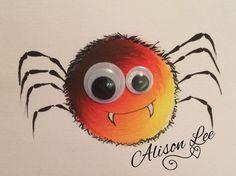 Wuzzie spider