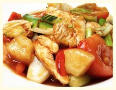 Sweet and Sour by Bangkok West Thai - Santa Monica, CA | Click to order