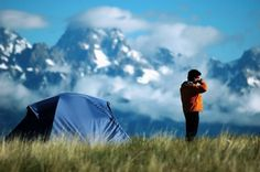Hiking And Camping Tips  For A Better Outdoor Experience Looking for some great hiking, backpacking, or camping tips? You've come to the right place. This site is dedicated to giving you the best advice to make your outdoor adventures less stressful, more fun, and more memorable. #summer #camping