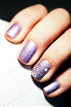 ooooh...lovely lilac!! :))