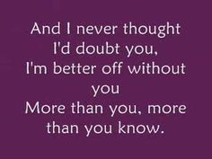 Over You- Chris Daughtry w/ Lyrics  eNjOy, cOmMeNt aNd sUbScRiBe!  tNxXxXx!!