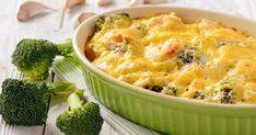A rakott krumplit minden formában imádjuk, brokkolival gazdagítva, jó szaftosan tuti nyerő.