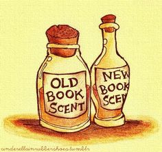 book lover's perfume