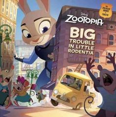 The modern mammal metropolis of Zootopia is a city like no other. Comprised of habitat neighborhoods like ritzy Sahara Square and frigid Tundratown, its a melting pot where no matter what you are, fro
