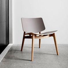 Freya Lounge chair by Magnus Olesen Design Says Who #loungechair #contract #nordicdesign #designnordico #magnusolesen #cooldesignfromthenorth #stockholmfurniturefair
