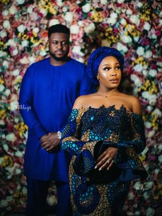 We bet you want to see Adewale Adeleke and bride, Kani's fun styled pre-wedding shoot by Bedge Pictures African Wedding Attire, African Attire, African Dress, African Wear, African Style, African Beauty, African Traditional Wedding Dress, Traditional Wedding Attire, African Inspired Fashion