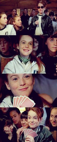 The Parent Trap, one of my most favorite movies!