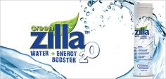 Green Zilla 2O™ is a natural water and energy booster that is composed of an array of extremely healthy, cutting-edge ingredients that may help to suppress appetite and aid in electrolyte stability, and antioxidant activity, as well as improve your endurance and increase energy levels.