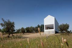 Casa en Fonte Boa por João Mendes Ribeiro