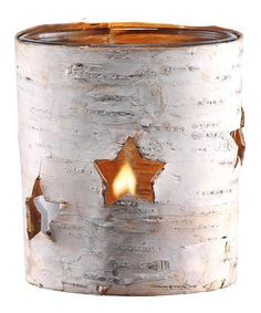 Take a look at this Tree Bark Candleholder by BODUM on #zulily today!