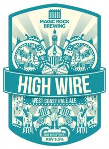 Magic Rock - High Wire 5.5%