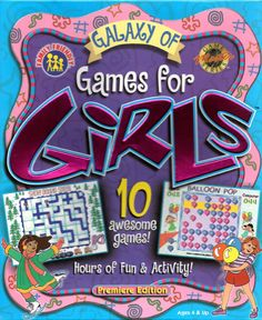 Gamesgames com for girls