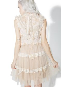 Dolly Bae The Morning Fairy Dress